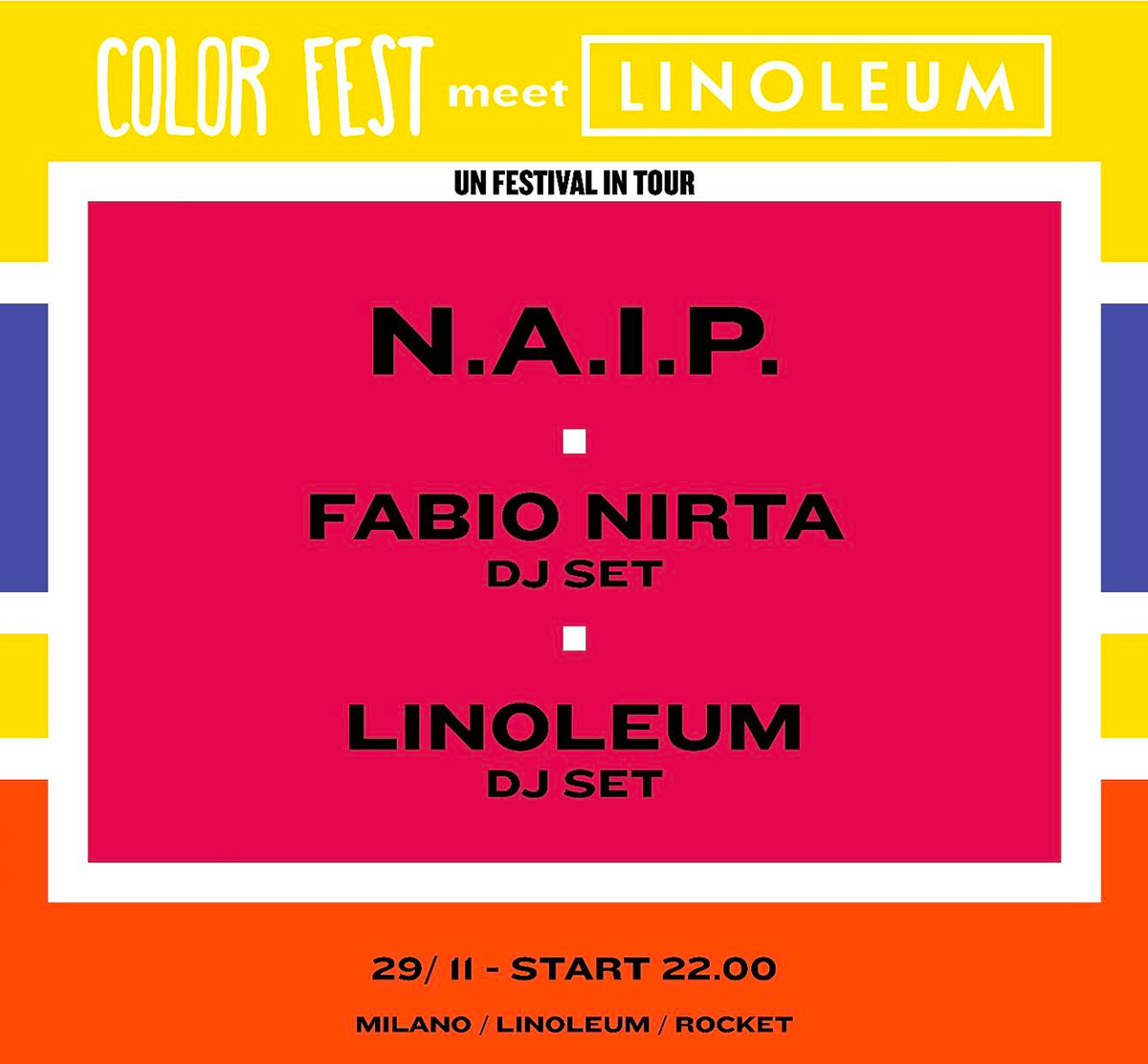 milano color fest